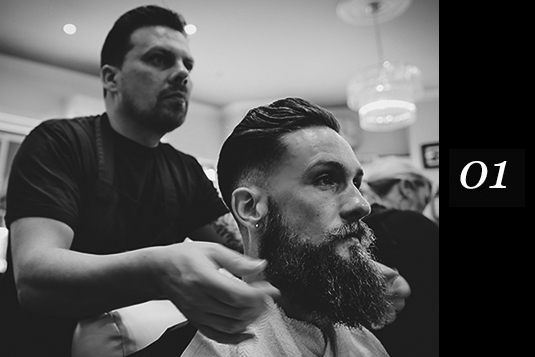 Groovy The Valet London Beard Grooming Amp Beard Styling Treatments Short Hairstyles Gunalazisus