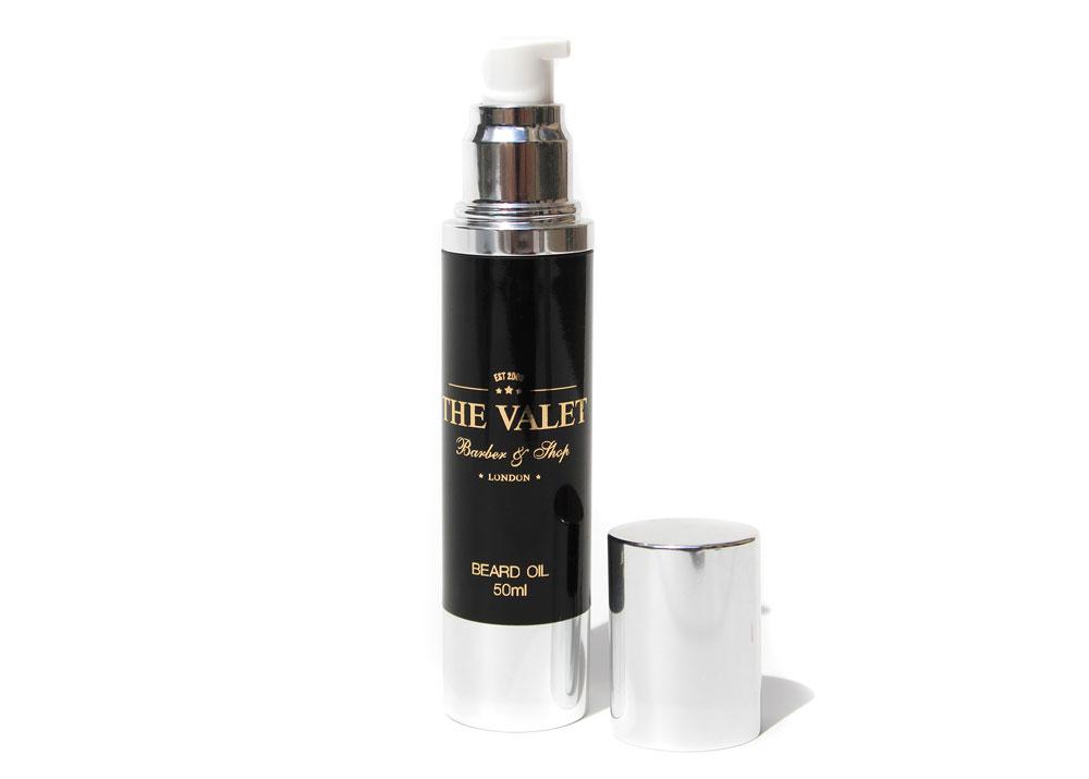 Beard Oil (open) – 50ml from The Valet London