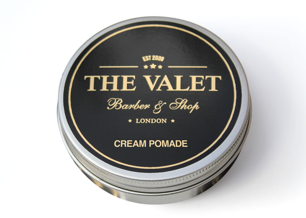 Cream Pomade - 100ml from The Valet London