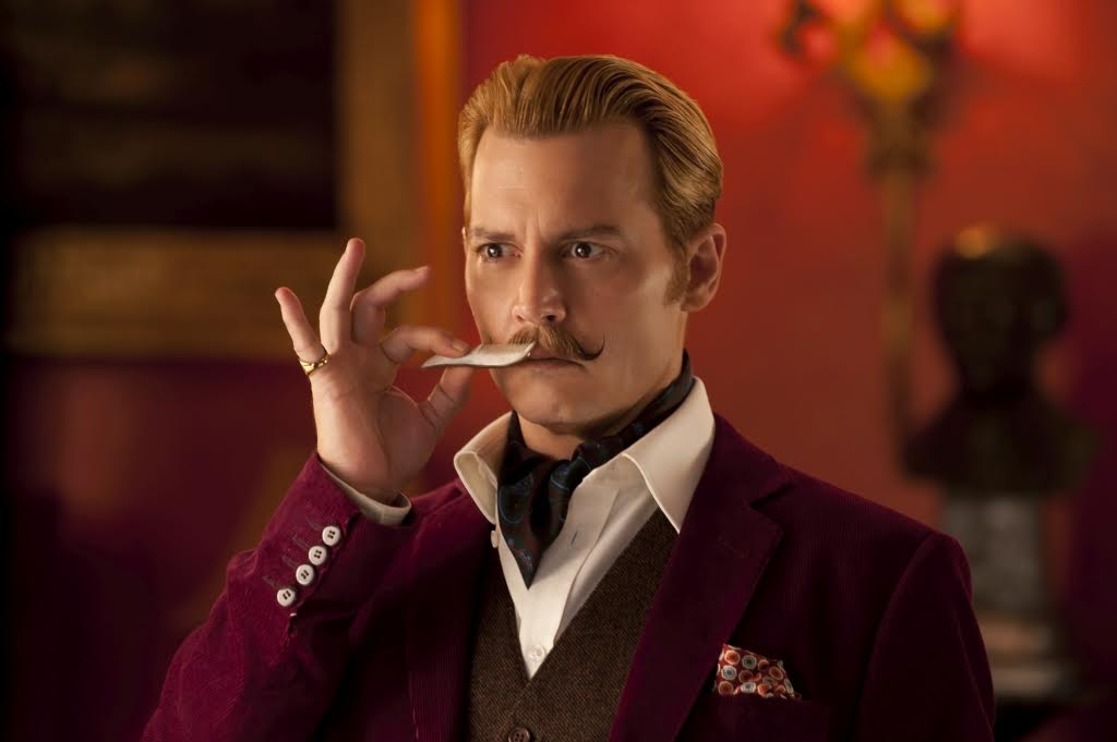 The Mortdecai Experience at The Valet London