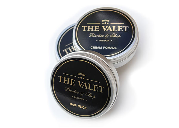 Hair styling products trio - 100ml – The Valet London