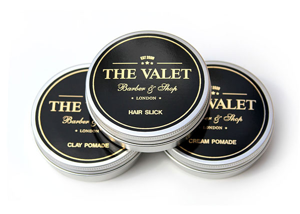 Hair styling products stack - 100ml – The Valet London