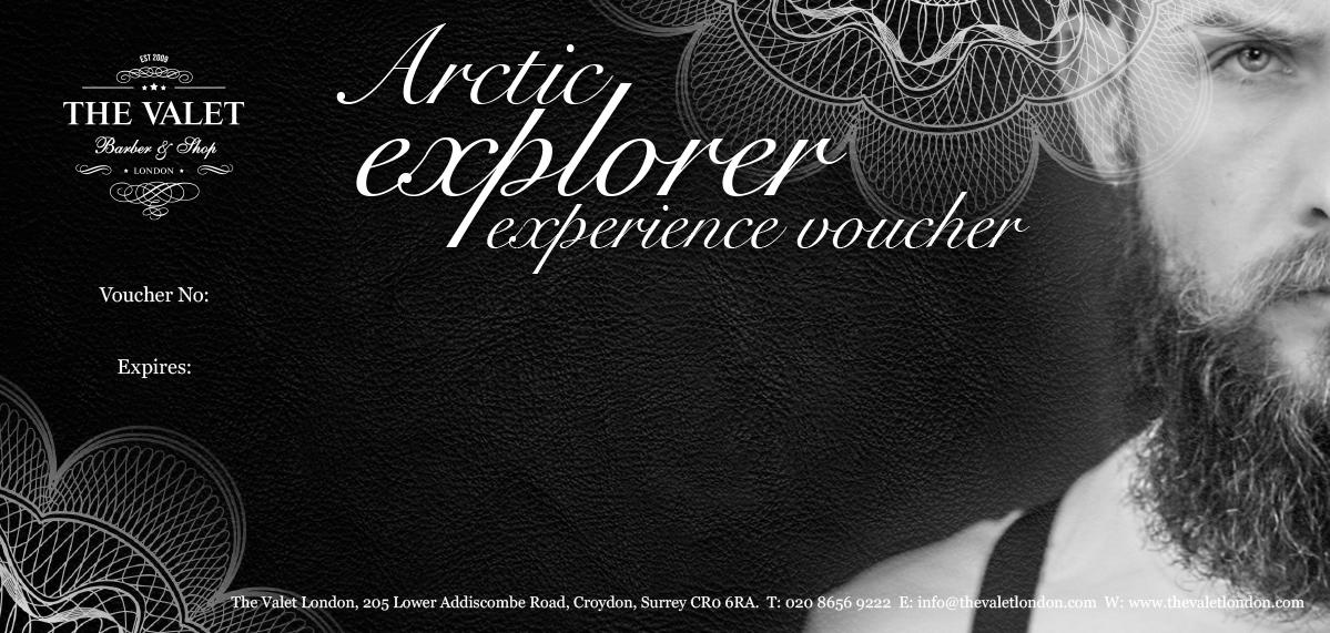 Arctic Explorer Beard Treatment Voucher