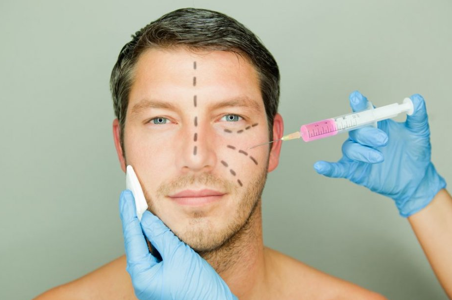 Mens Botox Croydon London