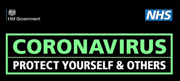 NHS Coronavirus - Protect Yourself and others