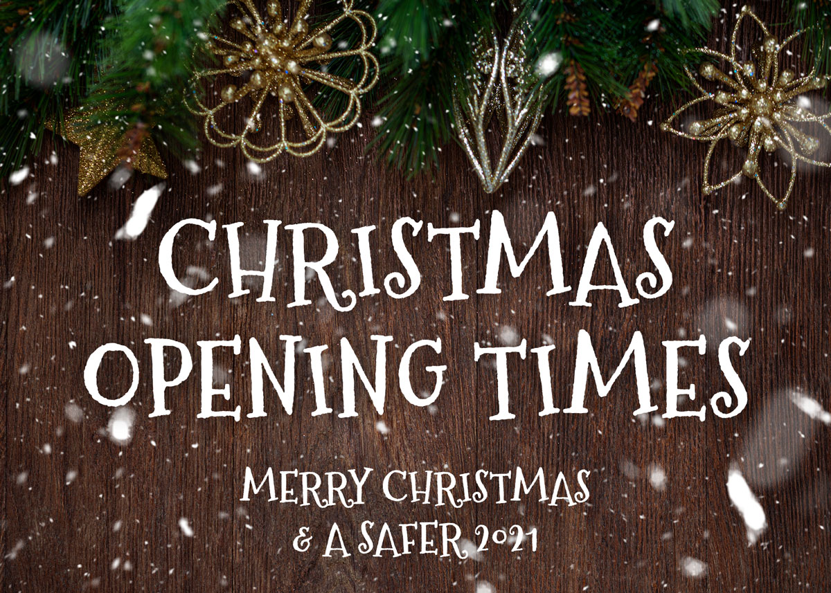Christmas Opening Times at The Valet Barber & Shop, Addiscombe, Croydon